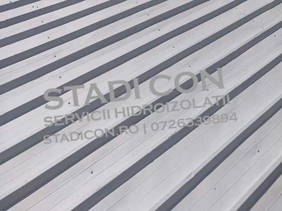 Hidroizolatii STADI CON - Hidroizolatii lichide cauciuc acrilic - Hidroizolatii eficiente - Hidroizolatii Bucuresti